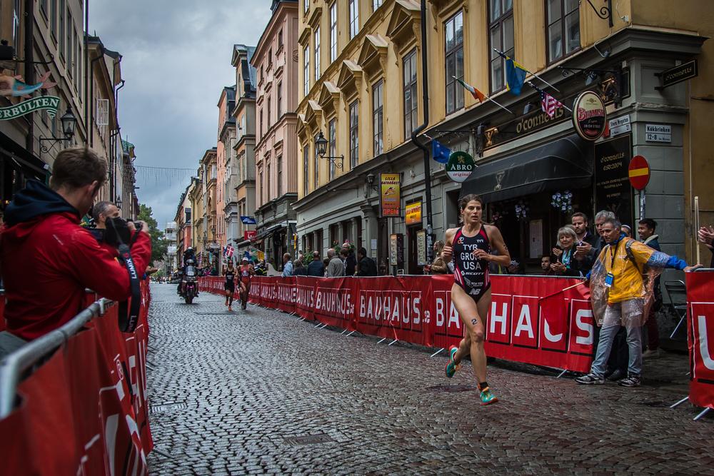 Vattenfall World Triathlon Stockholm Lör/Sön